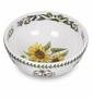 Portmeirion Botanic Garden Classics Salad Bowl, Sunflower