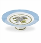 "Portmeirion Botanic Garden Terrace Large Footed Cake Plate 10.75"" d."