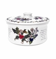 Portmeirion Holly & Ivy 3 Pint Covered Casserole