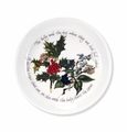 "Portmeirion Holly & Ivy 4.5"" Coasters / Sweet Dishes (2)"