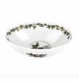 Portmeirion Holly & Ivy 8 inch Oval Bowl