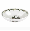 Portmeirion Holly & Ivy 9 inch Oval Bowl