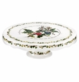 Portmeirion Holly & Ivy Footed Cake Stand