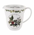 Portmeirion Holly & Ivy Measuring Jug