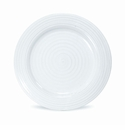 "Portmeirion Sophie Conran White 9"" Luncheon Plate"
