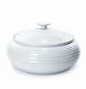 Portmeirion Sophie Conran White Low 6 Pint Casserole