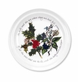 "Portmeirion The Holly and The Ivy 8.5"" Salad or Dessert Plates (6)"