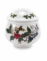 Portmeirion The Holly and The Ivy Covered Sugar Bowl