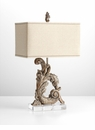 Posy Wood Table Lamp by Cyan Design