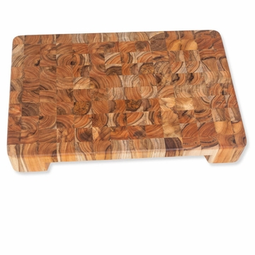 Proteak Cutting Board Bowl Cut Out (20 x 14 x 2.5)