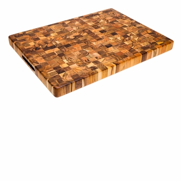 Proteak Hand Grip Cutting Board 20X15X1.5