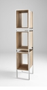 Pueblo Book Shelf by Cyan Design