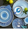 Q Squared NY (Q2) Melamine Dinnerware & Flatware - Clearance Sale