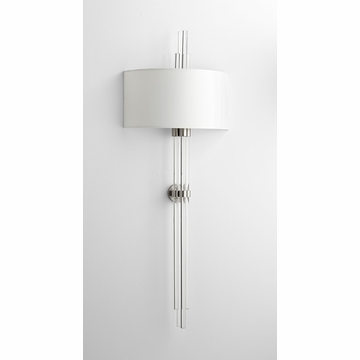 Quebec Two Light Wall Sconce by Cyan Design