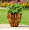 Rabbits And Carrots Planter by SPI Home