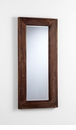 Ralston Rectangular Wood Wall Mirror by Cyan Design