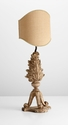 Reseda Wood Table Lamp by Cyan Design