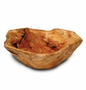 Rootworks Chinese Fir Root Large Decorative Chinese Fir Root Bowl