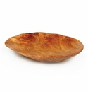 Rootworks Chinese Fir Root Oval Plate