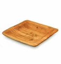 Rootworks Chinese Fir Root Square Plate