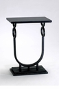 Rope Granite Side Table by Cyan Design