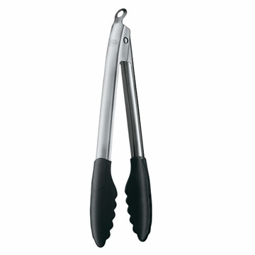 Rosle Locking Silicone Tongs 12''