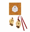 Rosy Rings Botanical Wax Sachet Oval - Spicy Apple