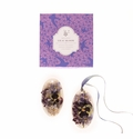 Rosy Rings Lilac Bloom Oval Sachet