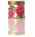 Rosy Rings Signature Tin Peony & Pomelo Candle