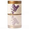 Rosy Rings Signature Tin Roman Lavender Candle