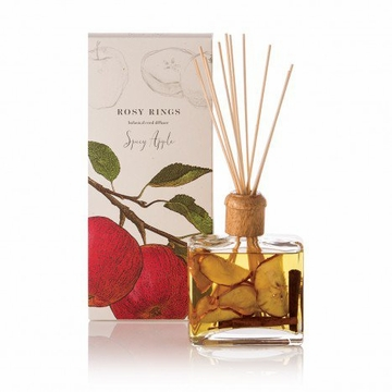 Rosy Rings Spicy Apple Botanical Reed Diffuser