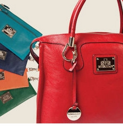 Rowallan Leather Women's Handbags & Totes