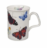 Roy Kirkham Butterfly Garden (Lancaster) Mug Set of Three