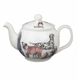 Roy Kirkham Dogs Galore Round English Teapot