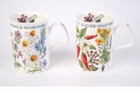 Roy Kirkham Herbs & Spices Lancaster Mugs (Set Of 2)