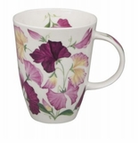 Roy Kirkham Sweet Pea (Louise) Bone China Mugs (3)