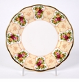 Royal Albert Bone China Dessert Plate  Peach Cameo