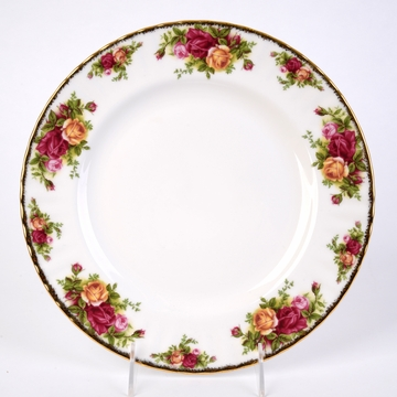 Royal Albert Old Country Roses Bone China Dinner Plate