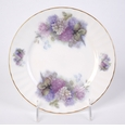 Royal Patrician Hydrangea Bone China Dessert Plate