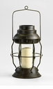 Rustic Willow Lantern by Cyan Design