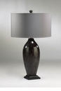 Sawyer Brown Reactive Glaze Ceramic Lamp by Cyan Design