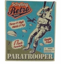 Schylling Classic Retro Paratrooper Toy