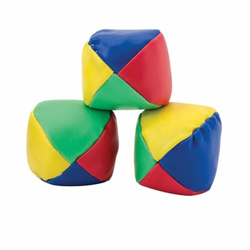 Schylling Colorful Retro Juggling Ball Set