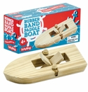Schylling Vintage Paddle Boat Toy with Rubber Band Motor