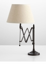 Scissor Table Lamp by Cyan Design