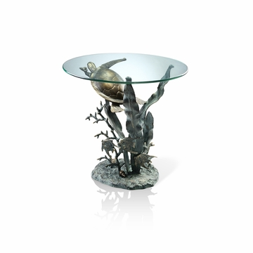 Sea Turtle Table by SPI Home