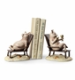 Seaside Pigs Bookends by SPI Home
