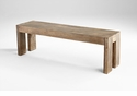 Segvoia Bench by Cyan Design