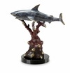 Silent Predator Shark Sculpture by SPI Home