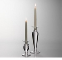 Simon Pearce Cavendish Tapered Candlestick Small